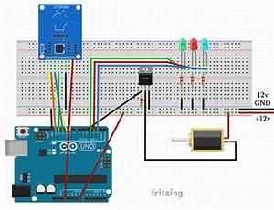 Diy Smart Lock With Arduino And Rfid