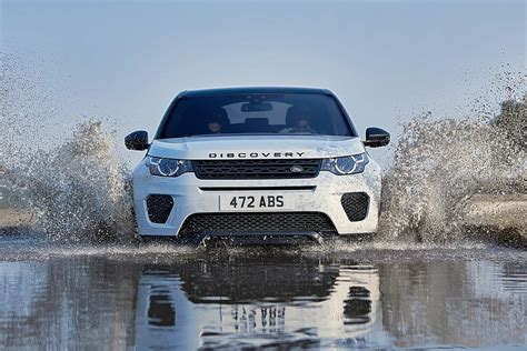 land rover discovery sport landmark edition offroad