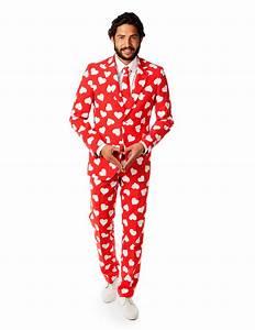 Saint Valentin Homme : costume mr saint valentin homme opposuits d coration anniversaire et f tes th me sur vegaoo ~ Preciouscoupons.com Idées de Décoration