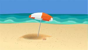Empty beach clipart - Clipground