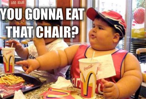 Fat Black Kid Meme - laughing vault funny pictures please tell my wife i m an orangutan