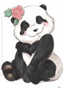 Panda Bear Drawings