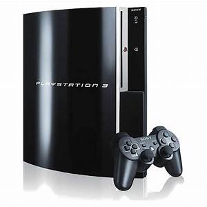 Sony Playstation 3 60 Gb Charcoal Black Console