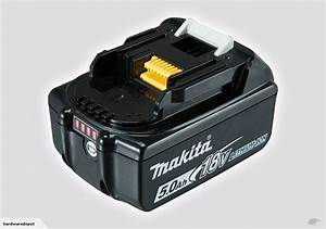 Batterie Aeg 18v 5ah : makita bl1850 18v li ion 5ah battery hardware depot ~ Louise-bijoux.com Idées de Décoration