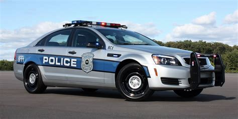 The Chevrolet Caprice Police Car Will Die Along With The