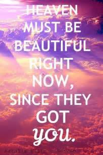 Beautiful Heaven Must Be