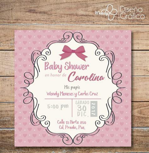 Invitaciones De Baby Shower Nina En Espanol Baby Viewer