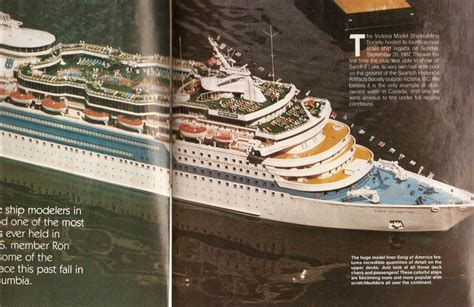 Listen to music from cruise like a simple kiss, spinning top & more. Attachment browser: Song of America magazine.jpg by keith S - RC Groups