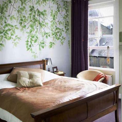 bedroom wall ideas modern small bedroom decorating tips