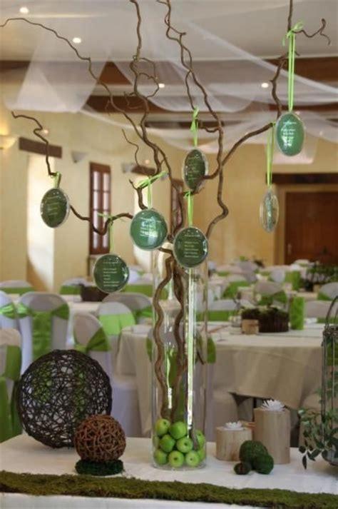 decoration de mariage nature lierre decoration mariage
