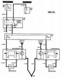 1980 Mercedes 450sl Wiring Diagram