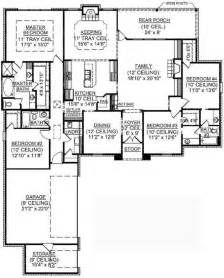 4 bedroom 2 house plans 4 bedroom house plans 2 bedroom ideas pictures