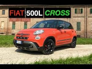Fiat 500l 2017 : 2017 fiat 500l cross review inside lane youtube ~ Medecine-chirurgie-esthetiques.com Avis de Voitures
