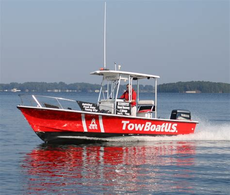 Towing A Boat Into The Us by New Owner Takes The Helm At Towboatus Lake Wylie Boatus