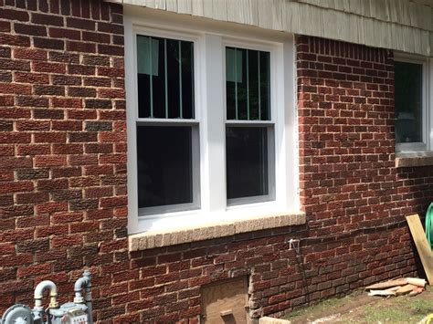 delectable 60 exterior window trim brick inspiration of