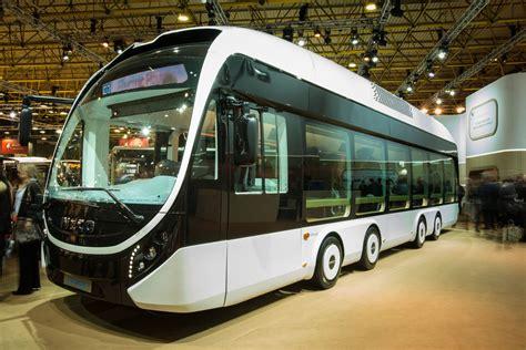 Ellisup Concept Bus Debuts At Busworld Kortrijk Show