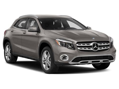 Bucking the industry trend, the gla crossover was outsold by its cla sedan sibling in 2016, albeit by only a few hundred units. Certified Cirrus White 2018 Mercedes-Benz GLA GLA 250 SUV for sale in West Palm Beach | JJ394547