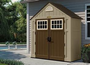 Suncast Tremont Shed 8x7 by Suncast Tremont Storage Shed Best Sheds 10 To Choose