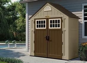 suncast tremont storage shed best sheds 10 to choose for your backyard bob vila