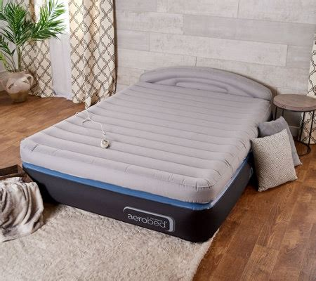 Aerobed With Headboard by Aerobed Opticomfort 18 Quot Air Mattress With Headboard