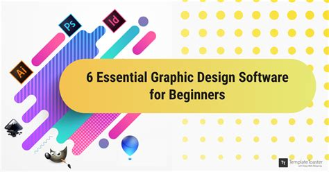 top  essential graphic design software  beginners