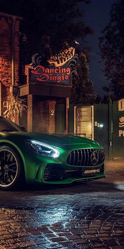 Amg Mercedes Gt Luxury Benz Cars Background
