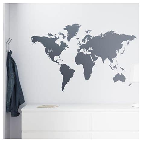 wereldkaart poster ikea wereldkaarten shoppen bij ikea en hema travelvibe