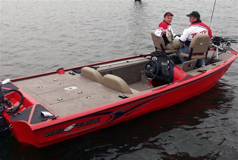 Reviews On War Eagle Boats by Research 2009 War Eagle Boats 861 Predator On Iboats