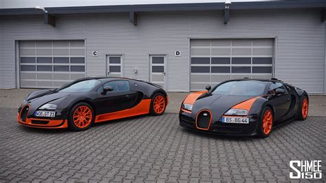 Veyron Super Sport Wre And Vitesse Wrc Together For The