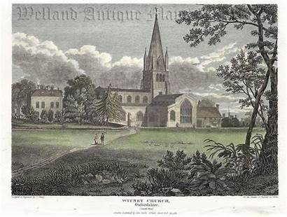 Witney Church England Oxfordshire Shury Beauties Wales