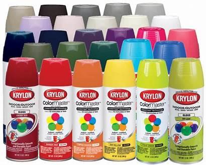 Krylon Spray Paint 12oz Colormaster Colormaxx Paints