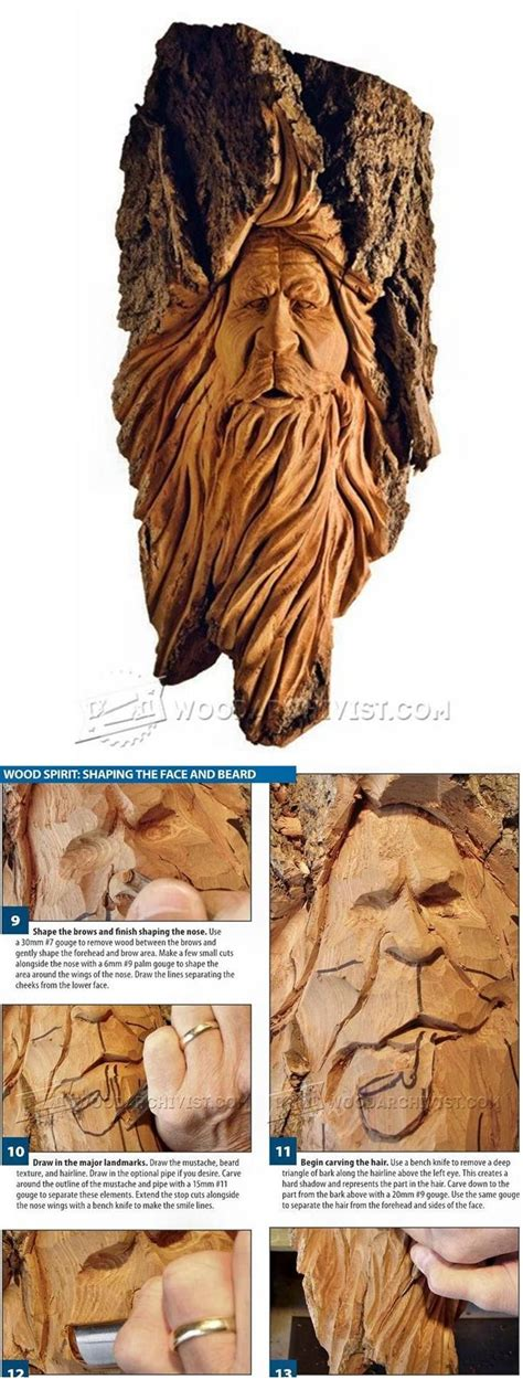 wood carving wood spirits images  pinterest carved wood wood carving  woodcarving
