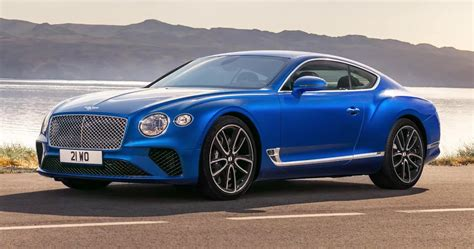 2019 Bentley Continental Gt, Interior, Specs, Review, For