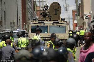 Trump lifts Obama's ban on military gear going to police ...