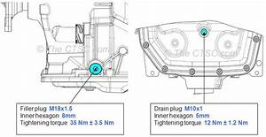 bmw 6hp32 transmission fluid level procedures with steel With bmw approved fluid