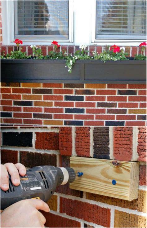 beautiful diy window planter box ideas   spring