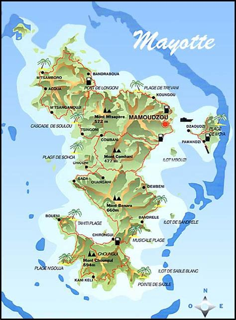 mayotte cuisine cartes du departement de mayotte le de philémon