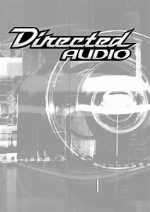 Directed Audio Car Amplifier D1200 User Guide