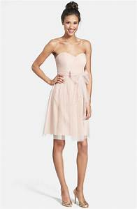strapless dresses on trend for summer wedding guests 2017 With fit and flare dress for wedding guest