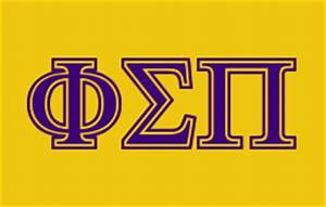 Phi sigma pi greekhouse of fonts for Phi sigma pi greek letters