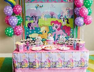 """My Little Pony / Birthday """"Pony Tea Party"""" Catch My Party"""