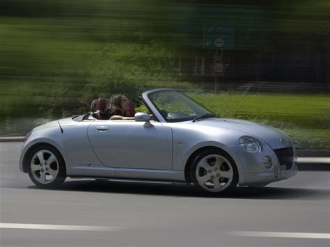 Daihatsu Copen Photo by Car In Pictures Car Photo Gallery 187 Daihatsu Copen 2001
