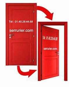 sens d39ouverture de porte reponse With ouverture de porte