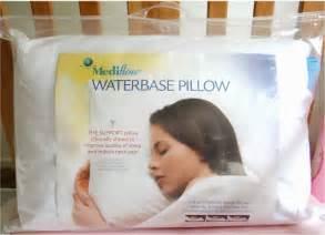 mediflow waterbase pillow mediflow waterbase pillow review snoring devices australia