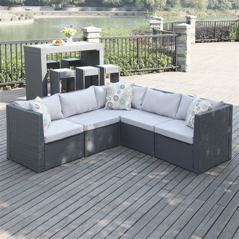 At Home Outdoor Furniture by 25 Ideas Of Outdoor Sofa Set Wayfair