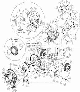 Billy Goat F902h Parts Diagram For Full Assembly