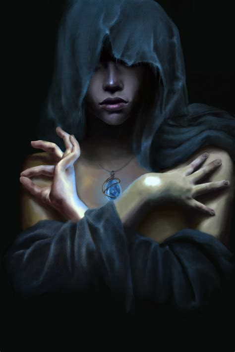 'the Oracle' By Jennbredemeier On Deviantart