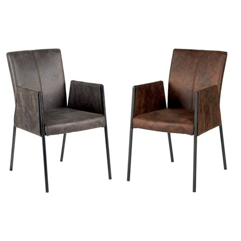 chaises pour salle à manger chaise fauteuil pour salle a manger idées de décoration