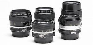 Vintage Manual Lenses For Video