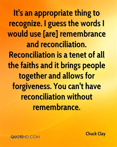 reconciliation  forgiveness quotes quotesgram
